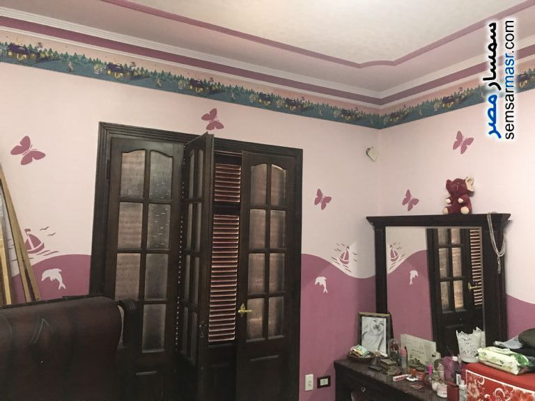 Apartment 3 bedrooms 2 baths 215 sqm extra super lux For Sale Maadi Cairo - 3
