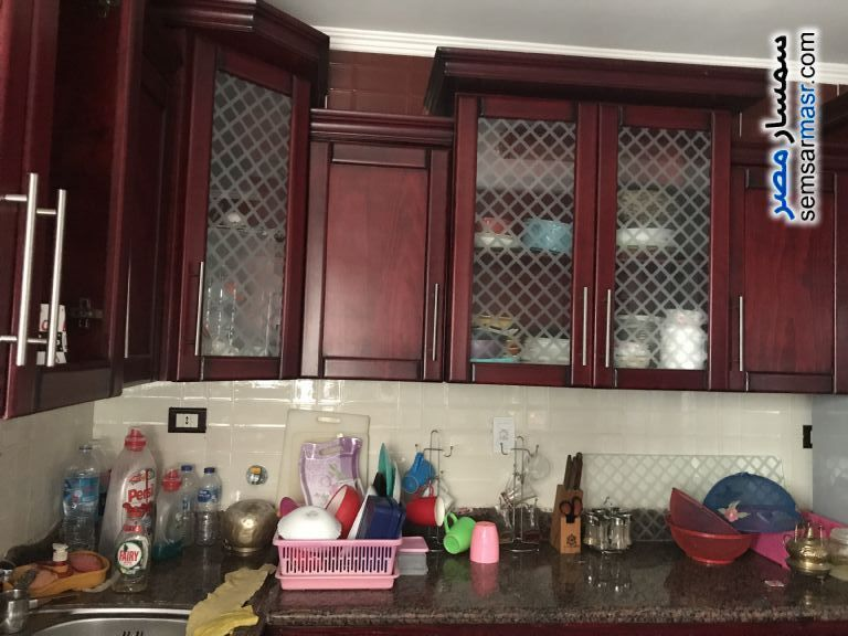 Apartment 3 bedrooms 2 baths 215 sqm extra super lux For Sale Maadi Cairo - 8