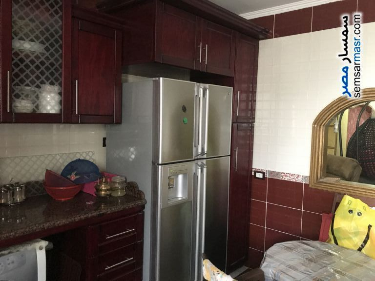 Apartment 3 bedrooms 2 baths 215 sqm extra super lux For Sale Maadi Cairo - 9