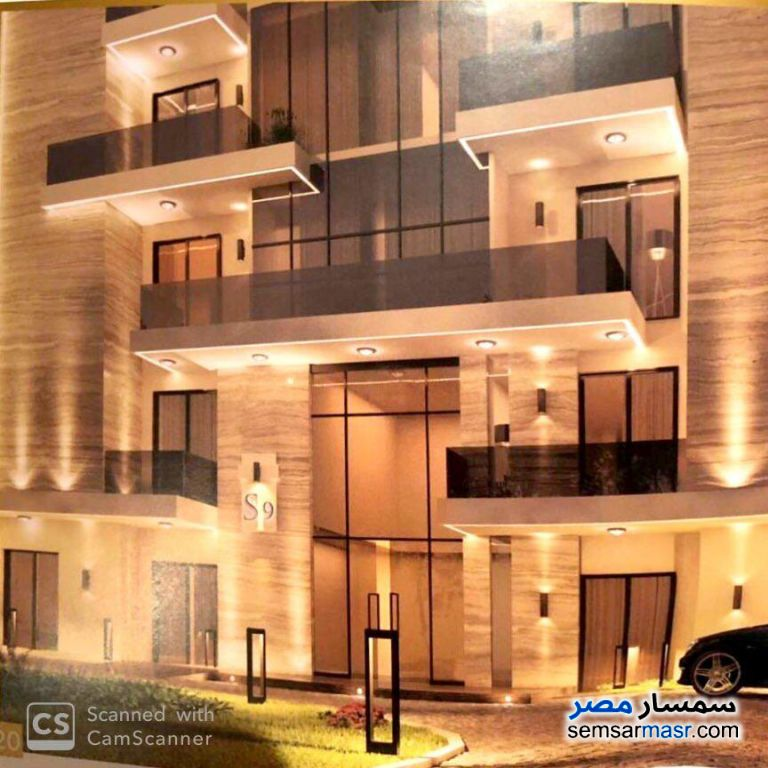 Ad Photo: Apartment 3 bedrooms 2 baths 166 sqm extra super lux in Sphinx City  6th of October