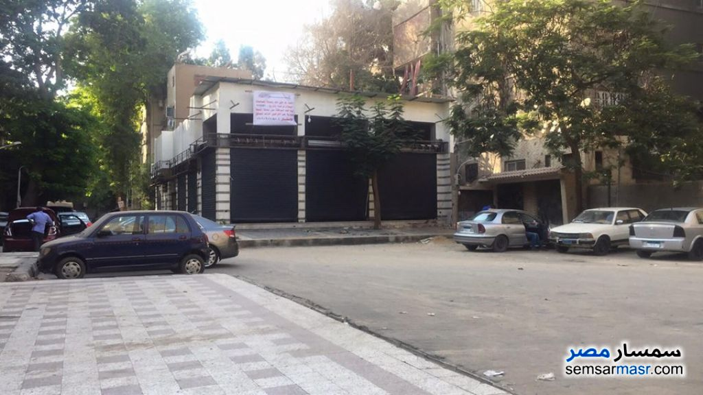 Photo 1 - 200 sqm For Rent Mohandessin Giza