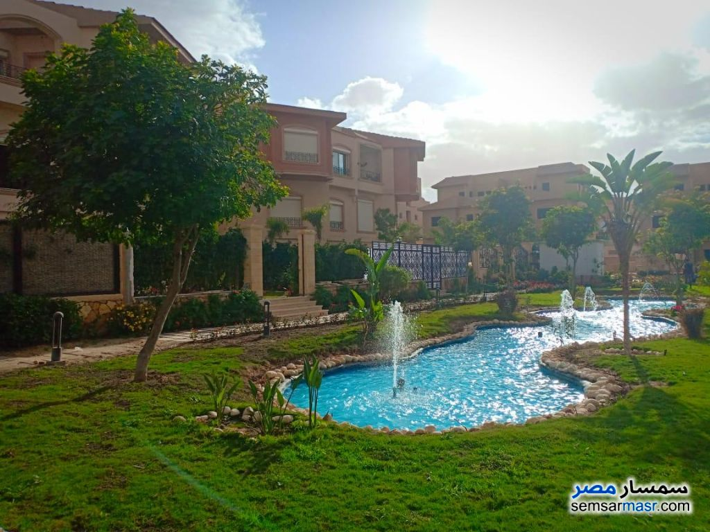 Photo 2 - Villa 5 bedrooms 5 baths 385 sqm without finish For Sale Fifth Settlement Cairo