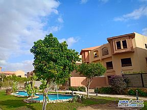Villa 5 bedrooms 5 baths 385 sqm without finish For Sale Fifth Settlement Cairo - 4