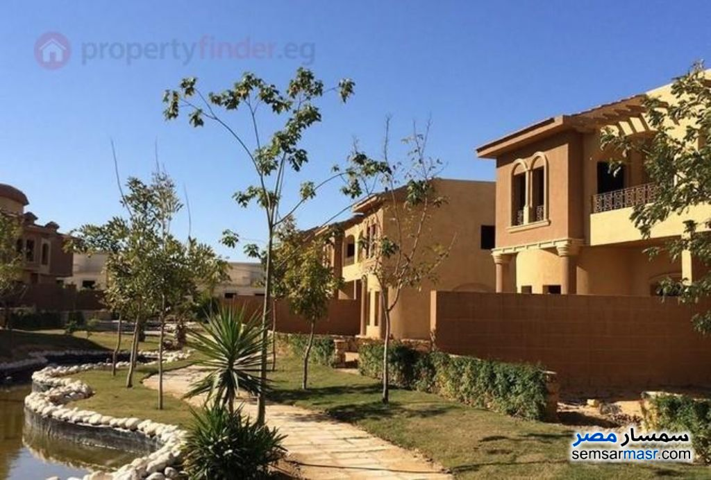 Photo 5 - Villa 5 bedrooms 5 baths 385 sqm without finish For Sale Fifth Settlement Cairo