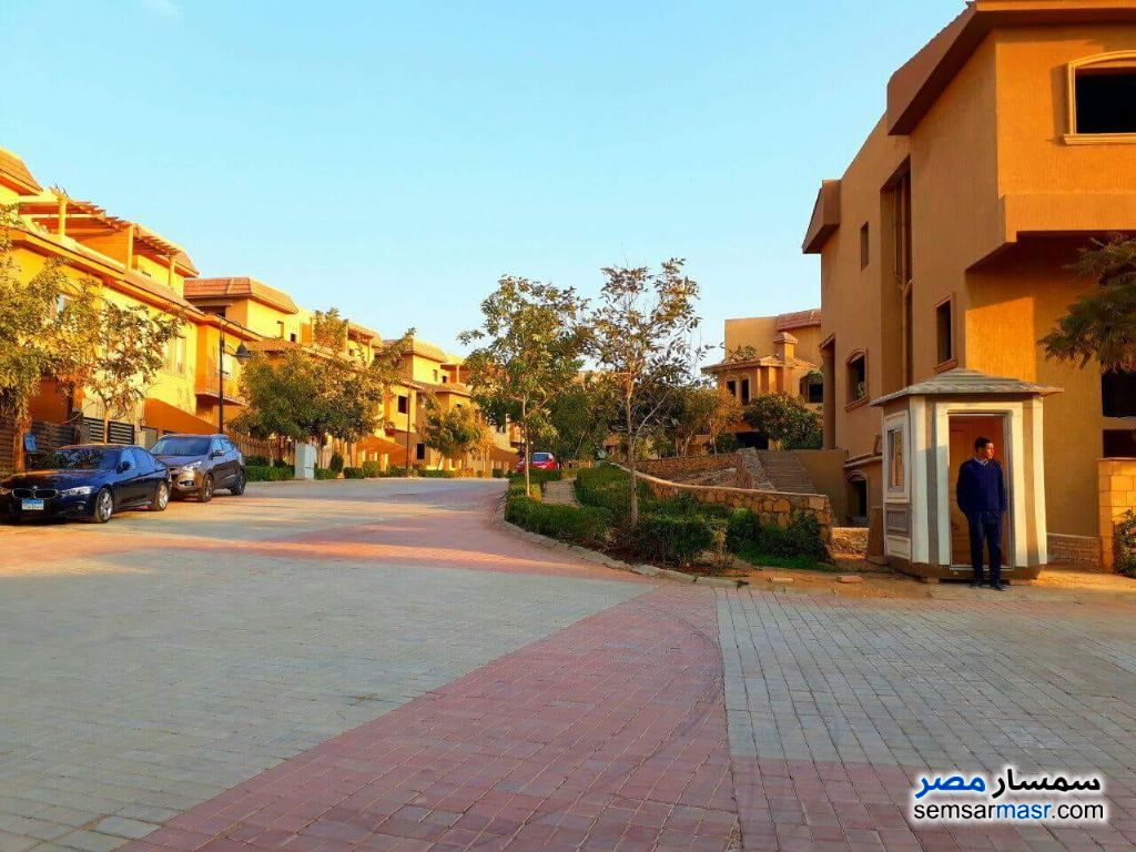 Photo 6 - Villa 5 bedrooms 5 baths 385 sqm without finish For Sale Fifth Settlement Cairo