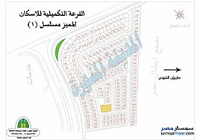 Ad Photo: Land 492 sqm in October Gardens  6th of October