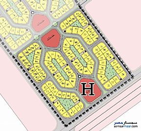 Ad Photo: Land 586 sqm in North Extensions  6th of October