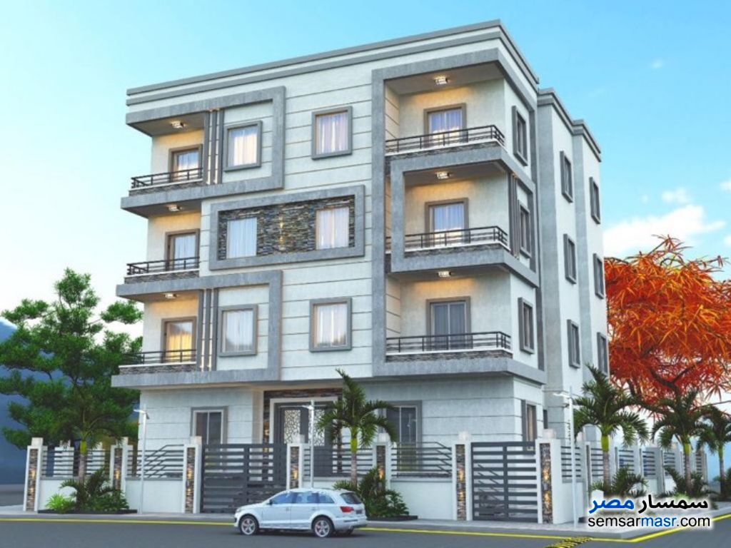 Photo 1 - Apartment 3 bedrooms 3 baths 205 sqm semi finished For Sale North Extensions 6th of October