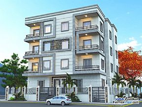 Ad Photo: Apartment 3 bedrooms 3 baths 205 sqm semi finished in North Extensions  6th of October