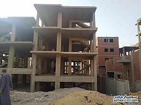 Ad Photo: Building 209 sqm without finish in North Extensions  6th of October