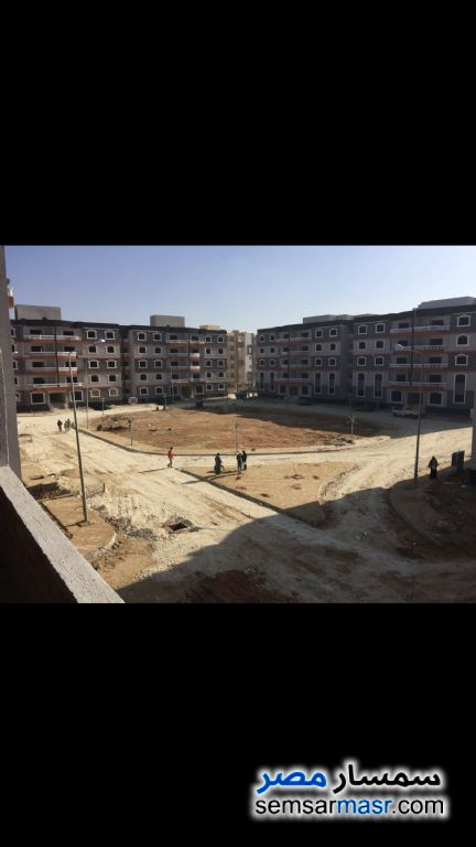 Photo 1 - Apartment 3 bedrooms 3 baths 155 sqm semi finished For Sale North Extensions 6th of October