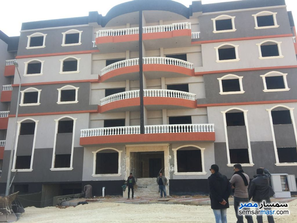 Photo 2 - Apartment 3 bedrooms 3 baths 155 sqm semi finished For Sale North Extensions 6th of October