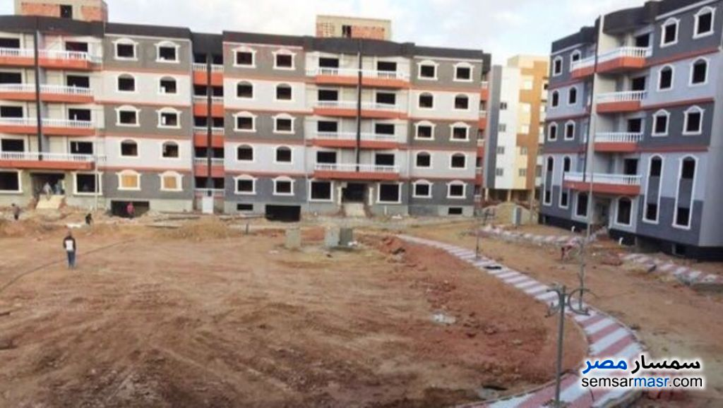 Photo 4 - Apartment 3 bedrooms 3 baths 155 sqm semi finished For Sale North Extensions 6th of October