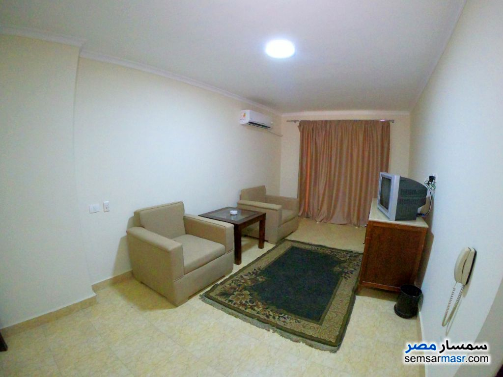Photo 6 - Apartment 1 bedroom 1 bath 45 sqm extra super lux For Rent Dokki Giza