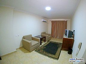 Apartment 1 bedroom 1 bath 45 sqm extra super lux For Rent Dokki Giza - 6