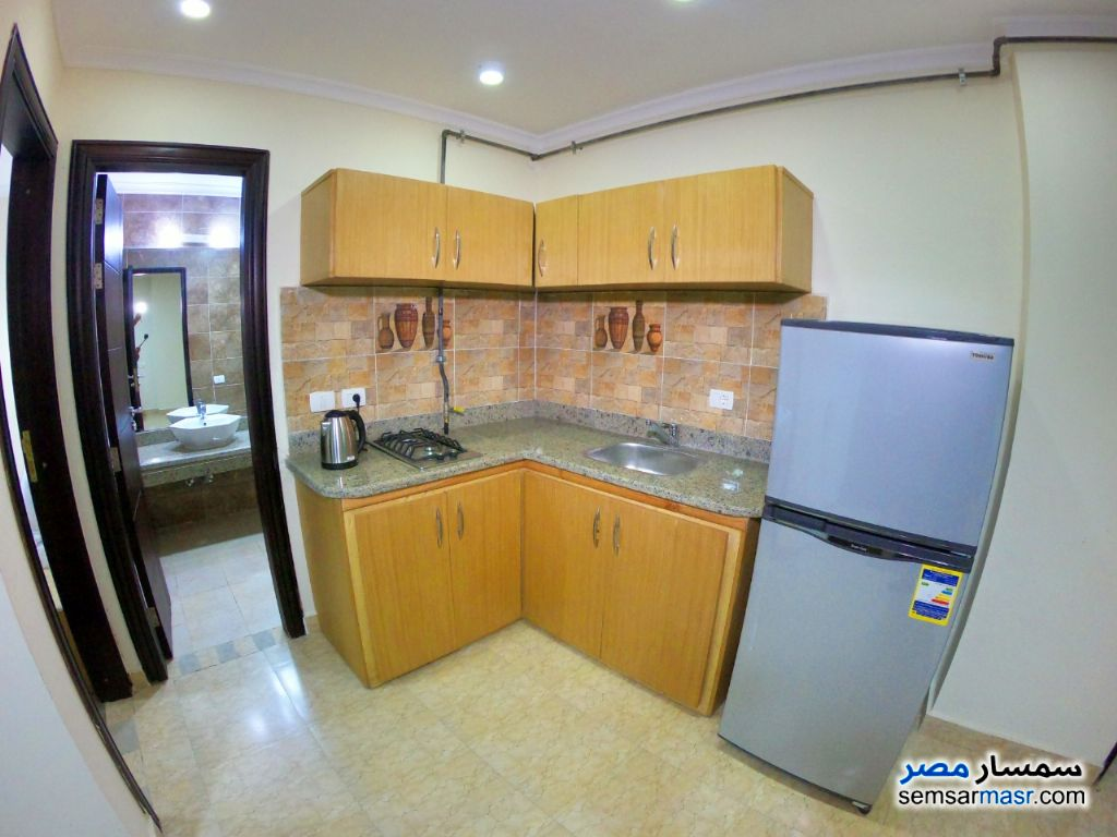 Photo 7 - Apartment 1 bedroom 1 bath 45 sqm extra super lux For Rent Dokki Giza