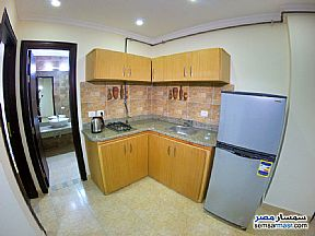 Apartment 1 bedroom 1 bath 45 sqm extra super lux For Rent Dokki Giza - 7