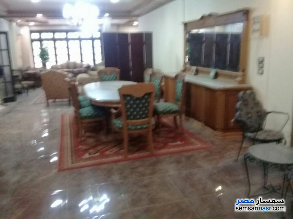 Photo 13 - Villa 6 bedrooms 3 baths 500 sqm super lux For Sale First Settlement Cairo