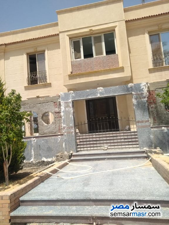 Photo 2 - Villa 5 bedrooms 4 baths 700 sqm super lux For Sale West Somid 6th of October