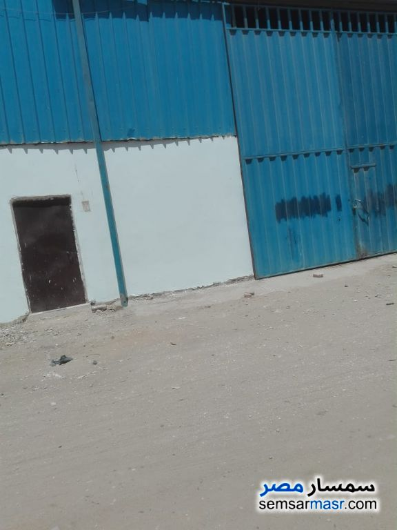 Photo 1 - Commercial 1,500 sqm For Rent Haram Giza