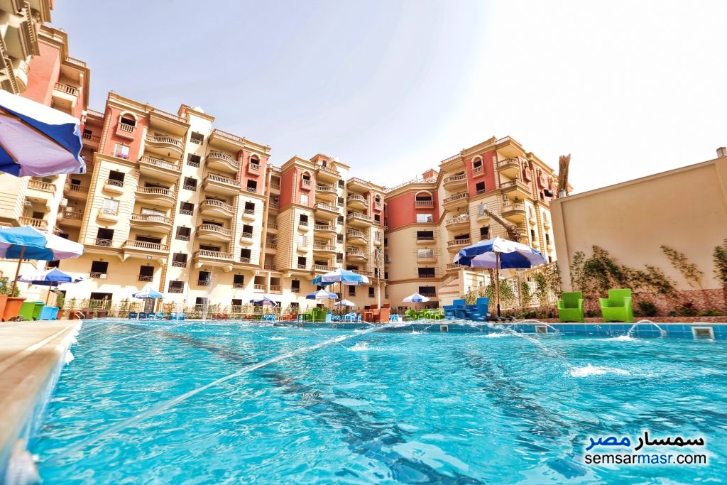 Photo 2 - Apartment 3 bedrooms 2 baths 142 sqm semi finished For Sale Mokattam Cairo