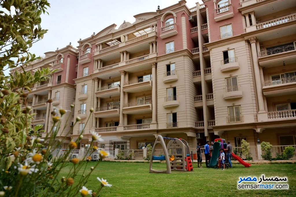 Photo 1 - Apartment 3 bedrooms 3 baths 210 sqm semi finished For Sale Mokattam Cairo