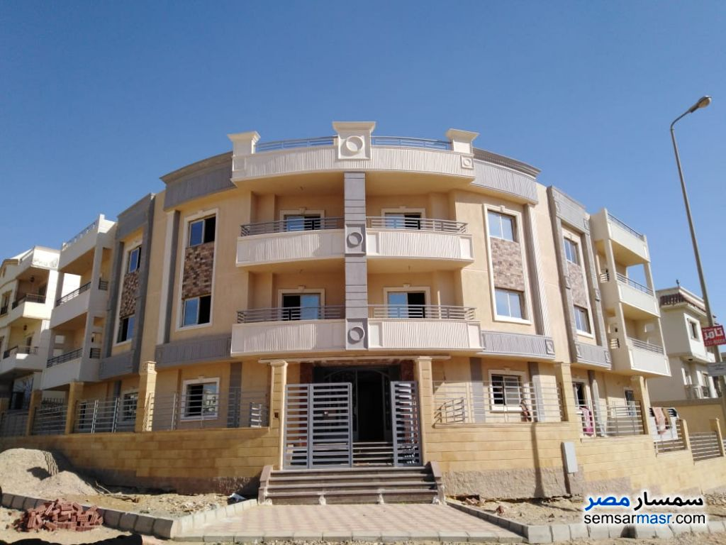 Photo 1 - Apartment 4 bedrooms 2 baths 250 sqm semi finished For Sale First Settlement Cairo