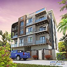 Ad Photo: Apartment 5 bedrooms 3 baths 221 sqm semi finished in Badr City  Cairo