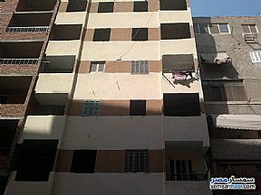 Ad Photo: Apartment 3 bedrooms 1 bath 100 sqm without finish in Matareya  Cairo
