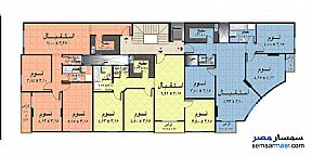 Ad Photo: Apartment 3 bedrooms 2 baths 120 sqm without finish in Ain Shams  Cairo