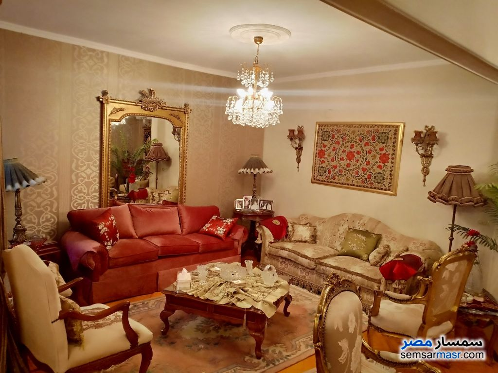 Photo 1 - Apartment 3 bedrooms 1 bath 170 sqm super lux For Sale Agouza Giza
