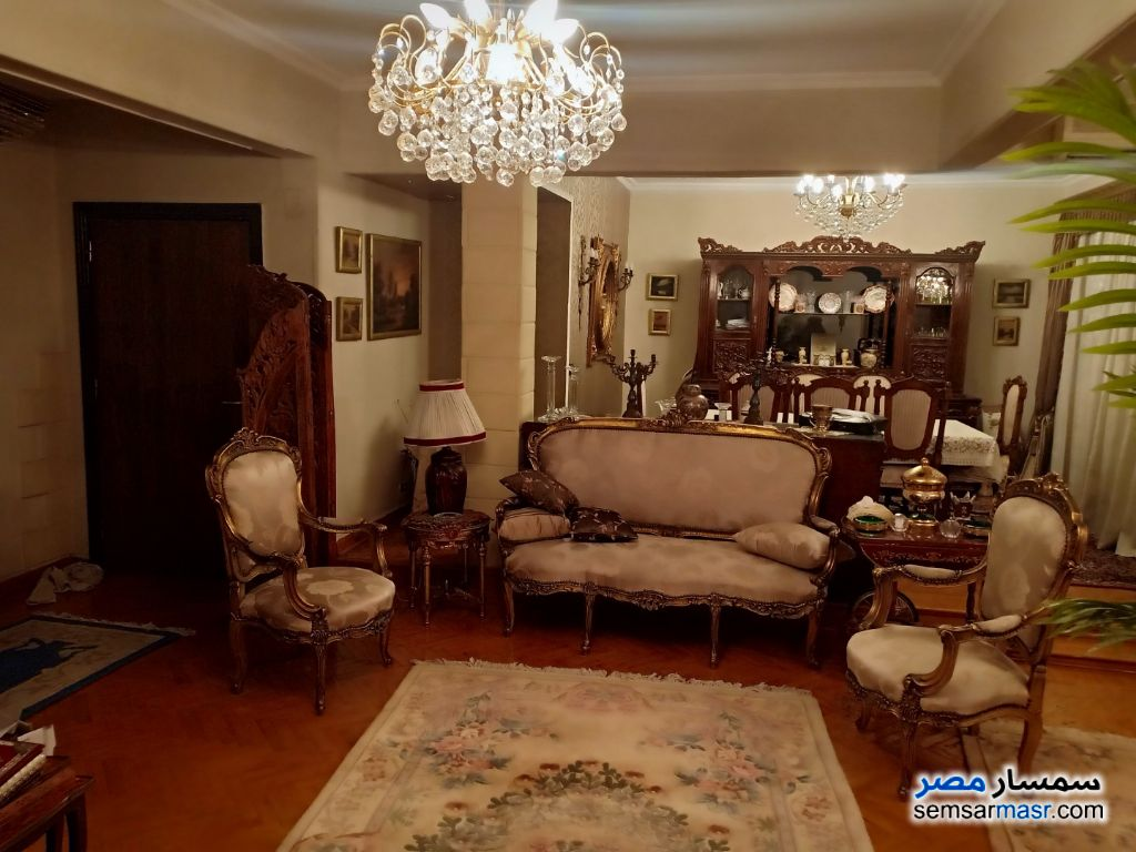 Photo 5 - Apartment 3 bedrooms 1 bath 170 sqm super lux For Sale Agouza Giza