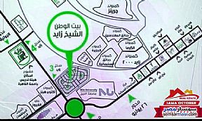 Ad Photo: Land 765 sqm in Sheikh Zayed  6th of October