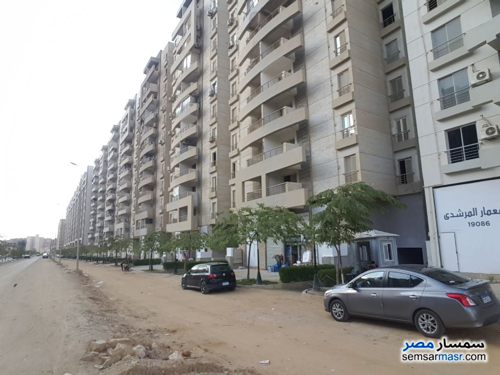 Photo 2 - Apartment 3 bedrooms 2 baths 130 sqm semi finished For Sale Maadi Cairo