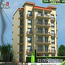 Ad Photo: Apartment 3 bedrooms 3 baths 139 sqm super lux in Rehab City  Cairo