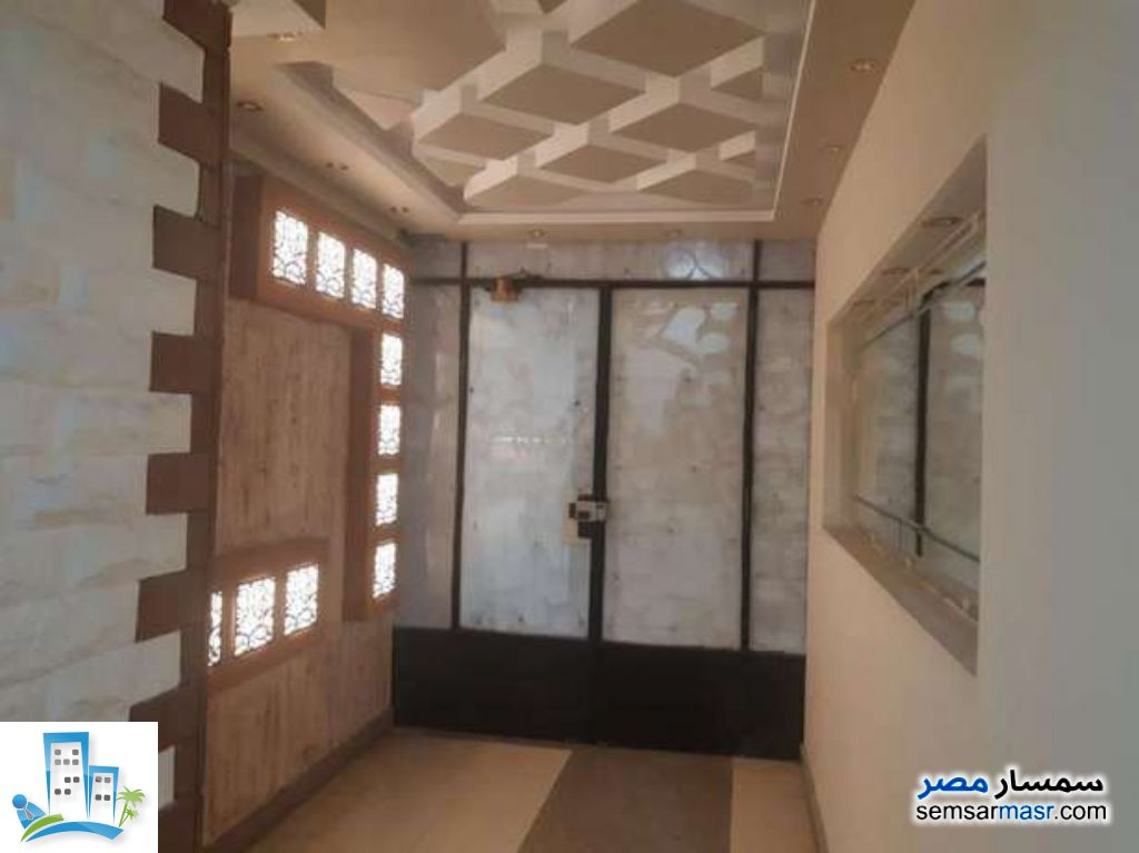 Photo 8 - Apartment 3 bedrooms 2 baths 150 sqm super lux For Sale New Nozha Cairo