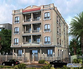 Ad Photo: Apartment 3 bedrooms 2 baths 150 sqm without finish in El Ubour City  Qalyubiyah