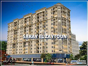 Apartment 3 bedrooms 3 baths 170 sqm without finish For Sale Zeitoun Cairo - 1