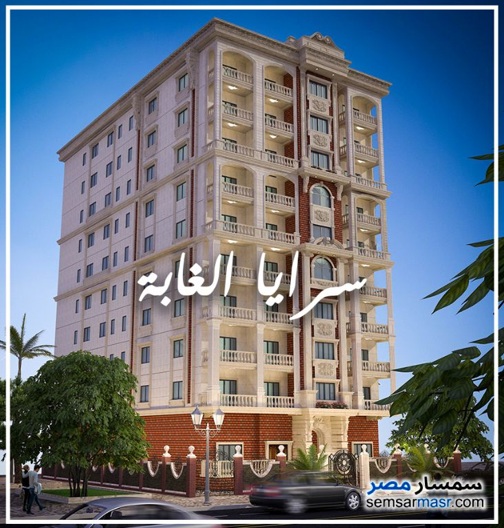 Photo 1 - Apartment 3 bedrooms 2 baths 170 sqm semi finished For Sale Heliopolis Cairo