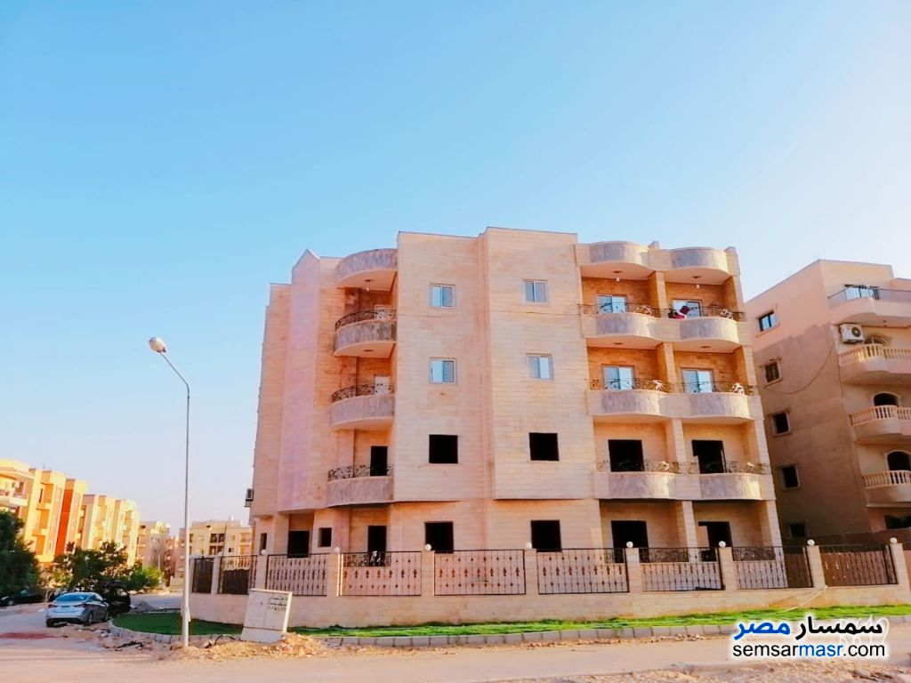 Photo 3 - Apartment 3 bedrooms 2 baths 175 sqm semi finished For Sale El Ubour City Qalyubiyah