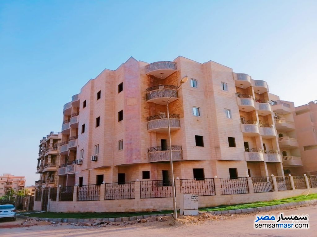 Photo 5 - Apartment 3 bedrooms 2 baths 175 sqm semi finished For Sale El Ubour City Qalyubiyah