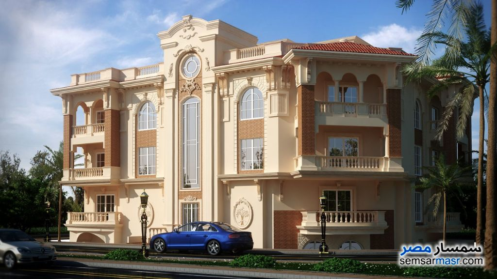 Photo 1 - Apartment 3 bedrooms 3 baths 175 sqm semi finished For Sale El Ubour City Qalyubiyah