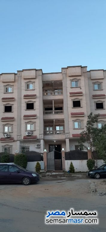 Photo 4 - Apartment 3 bedrooms 3 baths 180 sqm semi finished For Sale El Ubour City Qalyubiyah