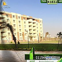 Ad Photo: Apartment 2 bedrooms 1 bath 86 sqm extra super lux in Madinaty  Cairo