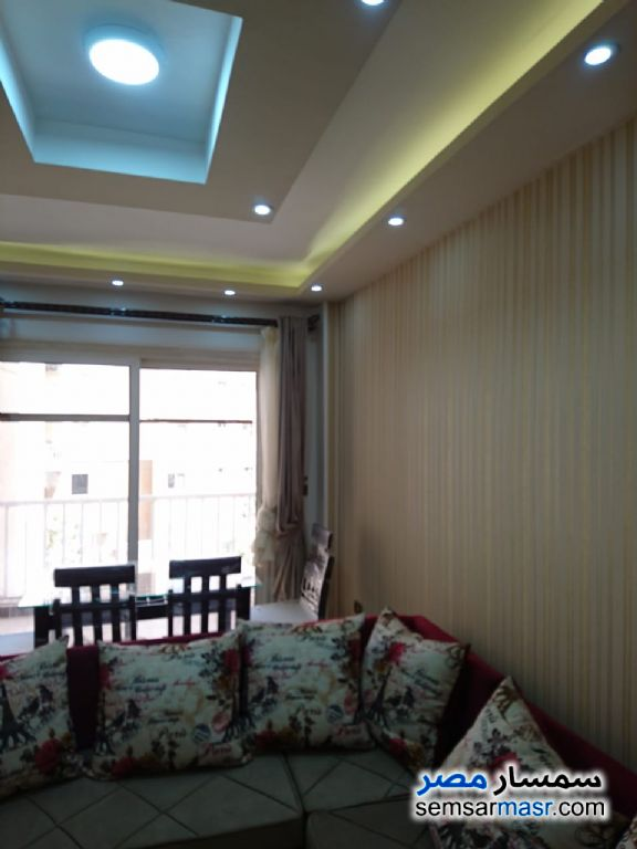 Photo 3 - Apartment 2 bedrooms 1 bath 66 sqm extra super lux For Rent Madinaty Cairo