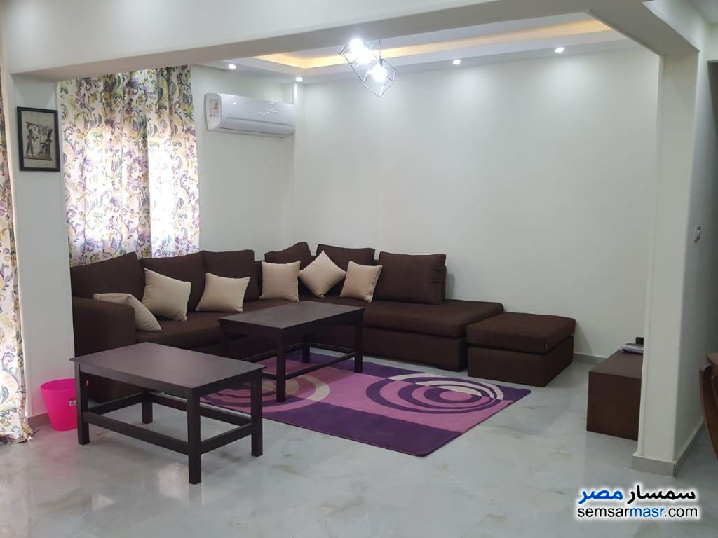 Photo 1 - Apartment 2 bedrooms 2 baths 120 sqm super lux For Rent Maadi Cairo