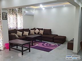 Apartment 2 bedrooms 2 baths 120 sqm super lux For Rent Maadi Cairo - 1