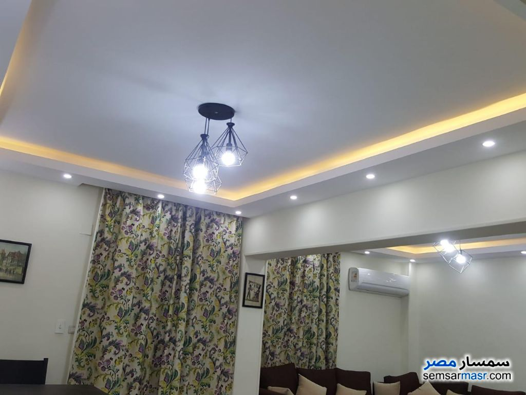 Photo 2 - Apartment 2 bedrooms 2 baths 120 sqm super lux For Rent Maadi Cairo