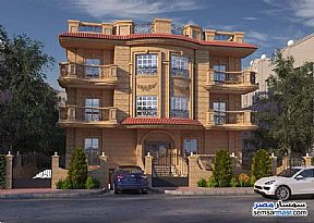 Ad Photo: Apartment 3 bedrooms 3 baths 200 sqm semi finished in El Ubour City  Qalyubiyah