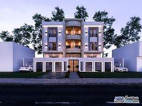 Ad Photo: Apartment 3 bedrooms 3 baths 210 sqm semi finished in El Ubour City  Qalyubiyah